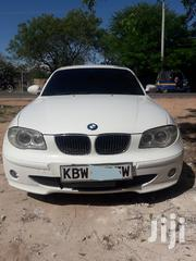 BMW 116i 2006 White | Cars for sale in Mombasa, Tudor