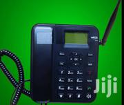 SQ Gsm Phone For Office And Home With SIM Slot FM Radio-whit | Home Appliances for sale in Nairobi, Nairobi Central