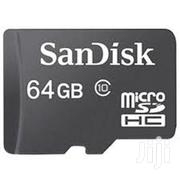 64 GB Sandisk Memory Card   Accessories for Mobile Phones & Tablets for sale in Nairobi, Nairobi Central