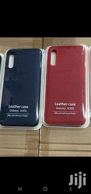 Good Quality A20S Leather/Rubber Back Cover | Accessories for Mobile Phones & Tablets for sale in Mombasa, Majengo