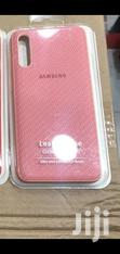 Good Quality A20S Leather/Rubber Back Cover | Accessories for Mobile Phones & Tablets for sale in Majengo, Mombasa, Kenya