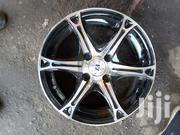 Black And Sliver Sports Rims Size 14set | Vehicle Parts & Accessories for sale in Nairobi, Nairobi Central