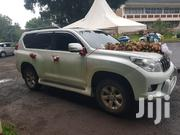 Toyota Landcruser Tx Prado For Hire | Chauffeur & Airport transfer Services for sale in Nairobi, Nairobi Central