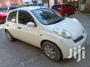 Nissan March 2008 White | Cars for sale in Mombasa, Majengo