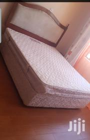 5X6 Orthopedic Bed And Mattress.In Good Condition And From Slumberland | Furniture for sale in Nairobi, Nairobi West