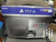 Ps4 Slim 1TB Limited Edition Grey New Days Of Play | Video Game Consoles for sale in Nairobi, Nairobi Central