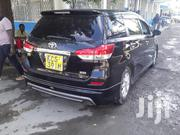 Toyota Wish 2012 Black | Cars for sale in Mombasa, Shanzu