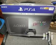 Ps4 Slim 1TB Grey Limited Edition | Video Game Consoles for sale in Nairobi, Nairobi Central