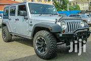 Jeep Wrangler 2012 Unlimited Sport RHD Gray | Cars for sale in Nairobi, Karura