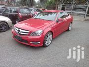 Mercedes-Benz C250 2012 Red | Cars for sale in Nairobi, Nairobi Central