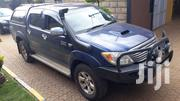 Toyota Hilux 2007 2.5 D-4D Blue | Cars for sale in Nairobi, Ngara