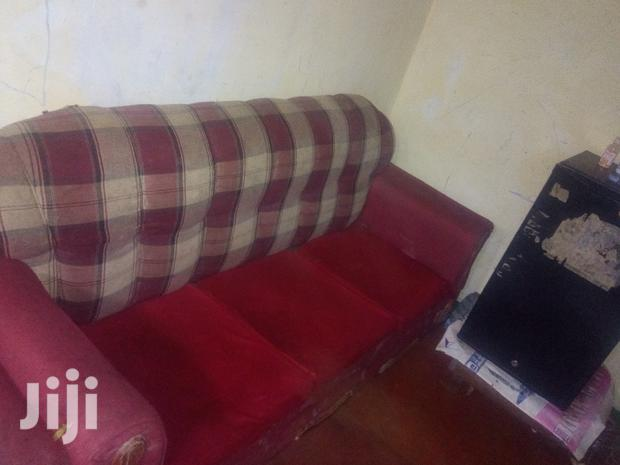 Archive: Selling Five Seater Sofa