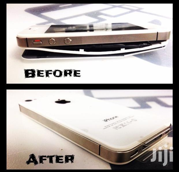 Phones Repaired Perfectly
