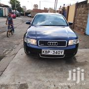 Audi A4 1.8 Automatic 2004 Blue   Cars for sale in Nairobi, Harambee