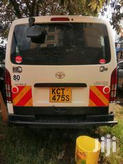 Toyota Hiace 2012 White | Buses & Microbuses for sale in Nairobi, Nairobi West