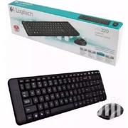 Logitech Mk220 Wireless Keyboard Mouse | Computer Accessories  for sale in Nairobi, Nairobi Central
