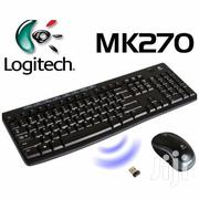 Logitech Mk270 Wireless Keyboard Mouse | Computer Accessories  for sale in Nairobi, Nairobi Central