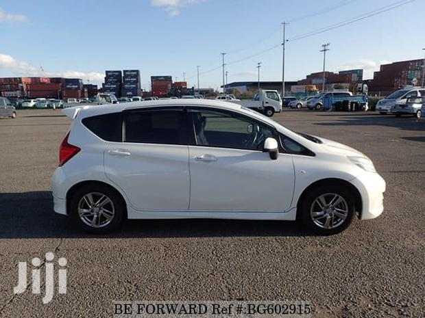 Archive: Nissan Note 2013 White