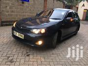 Subaru Impreza 2010 Black | Cars for sale in Nairobi, Makina