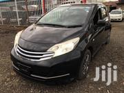 New Nissan Note 2012 1.4 Black | Cars for sale in Nairobi, Makina