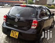 Nissan March 2012 Black | Cars for sale in Nairobi, Embakasi