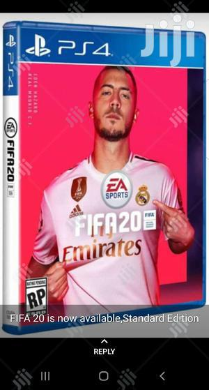 Fifa 20 For Ps 4