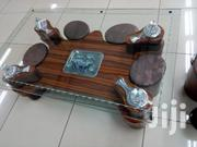 Large Glass Coffee Tables With Stools | Furniture for sale in Kisii, Kisii Central
