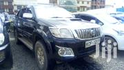 Toyota Hilux 2009 2.5 D-4D 4X4 SRX Black | Cars for sale in Nairobi, Nairobi Central