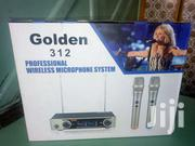 Golden Wireless Professional Microphone | Audio & Music Equipment for sale in Nairobi, Nairobi Central