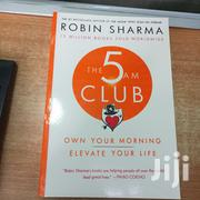 The 5 AM Club: Own Your Morning. Elevate Your Life. | Books & Games for sale in Nairobi, Nairobi Central