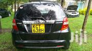 Honda Fit 2011 Black | Cars for sale in Nakuru, Naivasha East