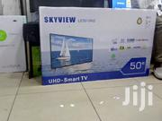 Skyview Android 4K Smart Tv 50 Inches With Netflix Youtube Wifi | TV & DVD Equipment for sale in Nairobi, Nairobi Central