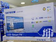Skyview Android Smart Tv 40 Inches With Netflix Youtube Wifi | TV & DVD Equipment for sale in Nairobi, Nairobi Central