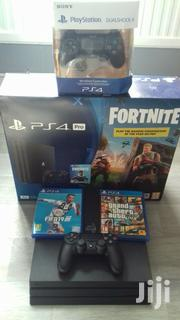 Sony Playstation 4 Pro 1tb 2 Controllers | Video Game Consoles for sale in Homa Bay, Kabondo East