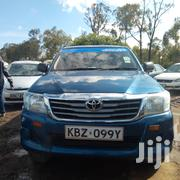 Toyota Hilux 2006 Blue   Cars for sale in Nairobi, Nairobi Central