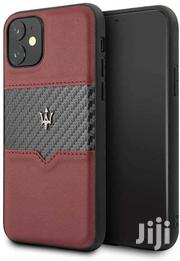 Maserati New Genuine Leather Hard Case V2 Colour | Accessories for Mobile Phones & Tablets for sale in Mombasa, Mji Wa Kale/Makadara