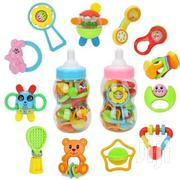 Baby Toy Set 12pcs Newborn Toys With Giant Bottle | Toys for sale in Nairobi, Nairobi Central
