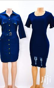 Ladies Denim Dresses | Clothing for sale in Kiambu, Ruiru