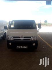 Toyota Hiace Van For Hire/Lease | Chauffeur & Airport transfer Services for sale in Nairobi, Nairobi Central
