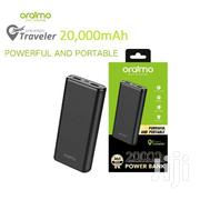 Oraimo Traveler 20,000mah Powerful Portable Power Bank | Accessories for Mobile Phones & Tablets for sale in Nairobi, Nairobi Central