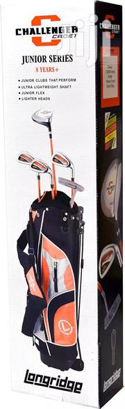 Challenger Kids Junior Golf Club Set | Sports Equipment for sale in Nairobi, Woodley/Kenyatta Golf Course