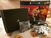Sony Playstation 4 Pro 1TB Red Dead Redemption | Video Game Consoles for sale in Mombasa, Bamburi