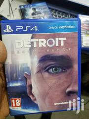 Detroit Ps4 Game We Deliver | Video Games for sale in Nairobi, Nairobi Central