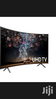"BIG OFFER: 73"" Samsung Curved Smart TV 2020 (New Arrivals) 