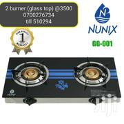 2 Burners Glass Top Gas Cooker | Restaurant & Catering Equipment for sale in Nairobi, Nairobi Central
