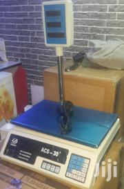 Ideal Weighing Scales Acs-30 | Store Equipment for sale in Nairobi, Nairobi Central