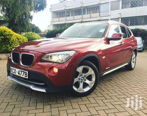BMW X1 2012 Red
