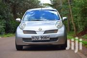 Nissan March 2005 Silver | Cars for sale in Nairobi, Nairobi Central