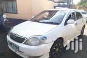 Toyota Corolla 2002 1.5 Sedan White | Cars for sale in Nairobi, Karen