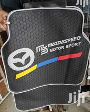 New Mazda Branded Rubber Floor Mats, Free Delivery Within Nrb Town. | Vehicle Parts & Accessories for sale in Nairobi, Nairobi Central